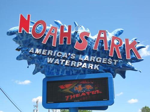 Noah's Ark, Water Park